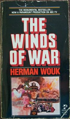 'The Winds of War' and the sequel 'War and Remembrance' By Herman Wouk are amazing books that follow one family through two world wars. x