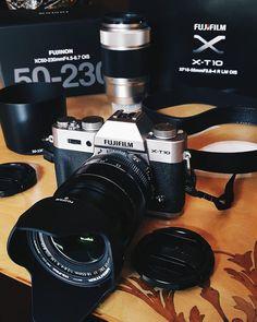 #Repost @liana.liana242  Promo Fujifilm XT10  Fujifilm XT10 Body Rp 11.799.000 Fujifilm XT10 16-50mm Rp 13.199.000 Fujifilm XT10 18-55mm Rp 15.999.000 Fujifilm XT10 18-135mm Rp 17.499.000 - Free SD 16GB & Half Case Free Fujinon XC 50-230mm (by klaim) - More Info & Order Official Line @fujishopid Sales@fujishopid.com Lazada: Fuji Shop ID Kirim keseluruh indonesia by JNE Authorized Dealer Online @fujifilm_id & belanja online paling aman dan terpercaya  #fujifilm #fujishopid #fujifilm_id #xt10…