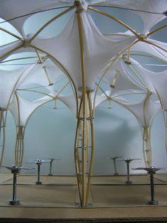 CP_STUDIO: Tensionadas con Bambu / Estructuras Especiales