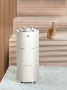 Sauna Design, Gym Design, Finnish Sauna, Steam Sauna, Saunas, Home Spa, Powder Room, Tub, Petra