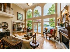 6329 Ansel Court Buford, GA 30518 | Great Room with a view