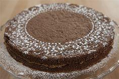 Υγρό σοκολατένιο κέικ με φυστικοβούτυρο και μαρμελάδα, Chef On Air