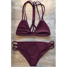 SHARE & Get it FREE | High-Cut Hollow Out Women's Bikini SetFor Fashion Lovers only:80,000+ Items·FREE SHIPPING Join Dresslily: Get YOUR $50 NOW!