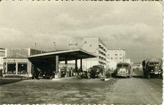 Carretera Madrid Irun años 50