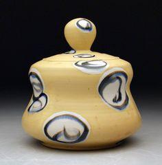 Archie Bray Foundation | Sean O'Connell, 2011 Matsutani Fellow yellow jar