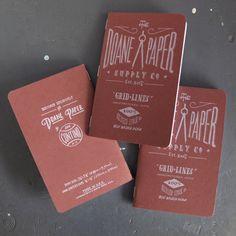 Doane Paper Co. – Jon Contino Utility Notebook