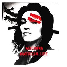Madonna Capa do American Life