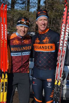 Sweet kit for the Hollander Cycling Team out of Wisconsin - don't be fooled, their cycling kit design doubles as some pretty sweet Alpine gear too from @mtborah.