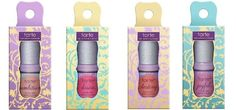 tarte Cheek Stain Ornaments * you choose your shade *  Travel size in gift box. #TarteCosmetics