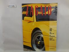J 5498 RIVISTA ZAGATO OLTRE N 1 DEL 1991 - http://www.okaffarefattofrascati.com/?product=j-5498-rivista-zagato-oltre-n-1-del-1991