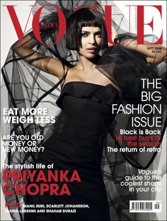 Bollywood Sense: LATEST ACTRESS MAGAZINE  priyanka chopra