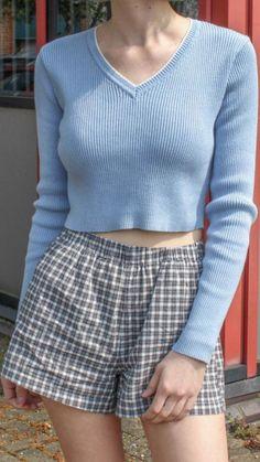 Milumia Womens Marled Pullover Sweater - Now Outfits Fashion Killa, 90s Fashion, Korean Fashion, Fashion Outfits, Fashion Trends, Pretty Outfits, Cool Outfits, Casual Outfits, Summer Outfits
