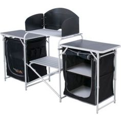 buy regatta folding camping kitchen unit at argoscouk your online shop - Camping Kitchen Tables