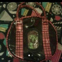 Betty bag Zombie betty bag like new condition Rockabetty bag Bags