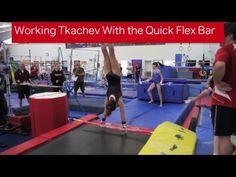 Working Tkachev with the Quick Flex Bar - YouTube