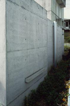 Tadao Ando, Garage Doors, Sidewalk, Spaces, Architecture, Outdoor Decor, House, Home Decor, Pavilion