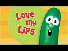 Sing-Along from VeggieTales I Love My Lips Sing-Alongs Song originally from VeggieTales The Wonderful World of Auto-tainment VeggieTales belo. Veggietales, Major General, Good Morning, Singing, Lips, Songs, My Love, Videos, Modern