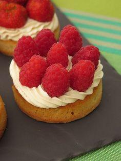 Tartelettes aux framboises 11 tartes fraises et fruits rouges 12 desserts individuels desserts a base de fruits
