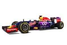 Red Bull have revealed the colour scheme that will adorn their RB11 car during the 2015 season proper.