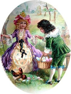 ~Mt. Pleasant Pioneer Relic Home and Blacksmith Shop : Happy Victorian Easter