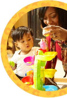 Parenting Guide & Playtime Activities By Age