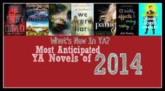 Most Anticipated YA Novels of 2014