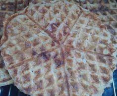 Schinken-Käse-Waffeln von Pseudotherm auf www.rezeptwelt.de, der Thermomix ® Community