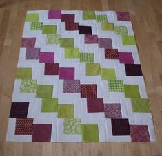 quilt blocks using squares   movin' on up