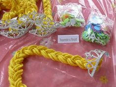 What do I know of Holy?: Ellie's Rapunzel 4th Birthday Party
