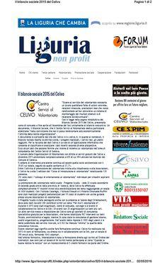 Liguria Non Profit 2 maggio