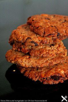 Vegane Cookies  http://www.chefkoch.de/rezepte/1646911272349939/Vegane-Cookies.html