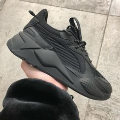 Available now on Sale Womens Fashion Online, Latest Fashion For Women, Best Sneakers, All Black Sneakers, Waist Purse, Shoe Room, Baskets, Clothes Pictures, I Love Fashion