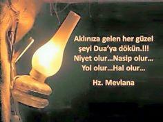 Haydi dua'ya :)