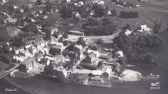 Eidsvoll Ullensaker Blad | GAMLE GLIMT. Sundet på 1950-tallet