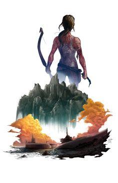 Tomb Raider Rising by Kuroart.deviantart.com on @deviantART