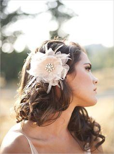 2012 Wedding Hairstyle Trends — Wedding Ideas, Wedding Trends, and Wedding Galleries