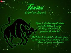 Taurus Horoscope 2016 predicts that you will enable you to accumulate fringe benefits this year by your Diligence, determination and a dedicated approach in 2016. @  http://www.ganeshaspeaks.com/article/taurus-horoscope-2016.action