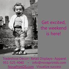 Happy Friday!  www.novaprintds.com