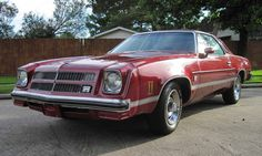 ✿1975 Chevrolet Chevelle Laguna✿ Chevrolet Chevelle, Nice Cars, Station Wagon, Luxury Cars, Convertible, Cherry, Type, Vehicles, Fancy Cars