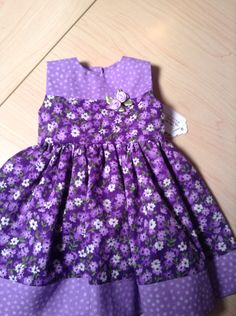 . Baby Dress Design, Baby Girl Dress Patterns, Little Dresses, Little Girl Dresses, Cute Dresses, Girls Dresses, Frocks For Girls, Kids Frocks, Toddler Girl Style