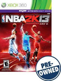 NBA 2K13 — PRE-Owned - Xbox 360