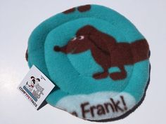 Wiener Dog Frisbee, Soft Toys, Gifts Under 10, Sausage Dog Toy, Doxie Dachshund Gifts,Indoor Dog Toys, Puppy Teething Toy, Made in Colorado #WienerDogFrisbee #SoftToys #GiftsUnder10 #ComfyPetPads #PetFrisbees #SausageDogToy #PuppyToys #FleeceFrisbee #GiftsForDogs #IndoorDogToys