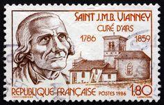JJean-Marie Vianney, curato d'Ars, fabbro della misericordia.