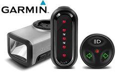 ¡Chollo! Pack Garmin Varia para ciclitas. Luces   mando a distancia por 169.90 euros.