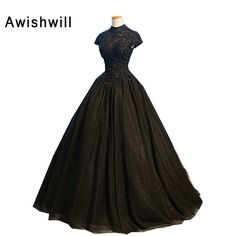 6c1d4297bdf  Only  159.80  Real Photo Black Formal Evening Gown For Party Robe de  Soiree Vestido