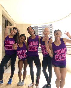 #Squadgoals ❤️ #Riobound