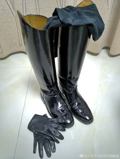 Long Boots, Tall Boots, Knee Boots, Shiny Boots, Equestrian Boots, Dressage, Sexy Dresses, Riding Boots, Gloves