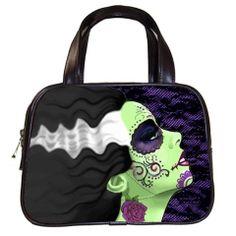 Muertos Bride Handbag Preorder Deposit by LttleShopOfHorrors, $10.00