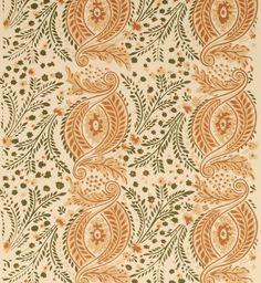 Adelphi Custom and Historic Wallpaper and Paper Hangings   Ada Harris   Alternate colorway D