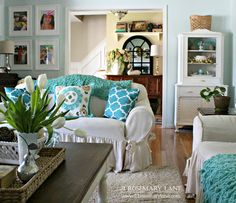 21 Rosemary Lane: 2016 Spring Home Tours - And Kitchen Reveal